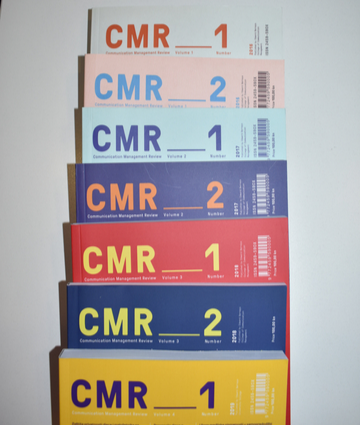 Communication management review 2017 CMR 3