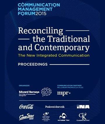Zbornik znanstvenih radova integrirano komuniciranje