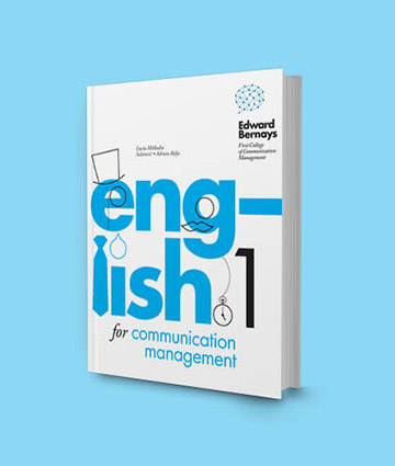 English for Communication management - udžbenik za engleski