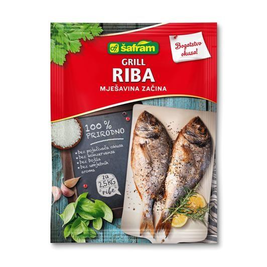 Grill Fish Spice Mix