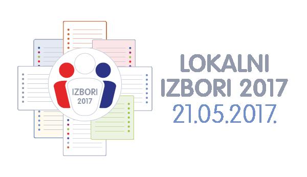KONAČNI REZULTATI LOKALNIH IZBORA 2017.g.