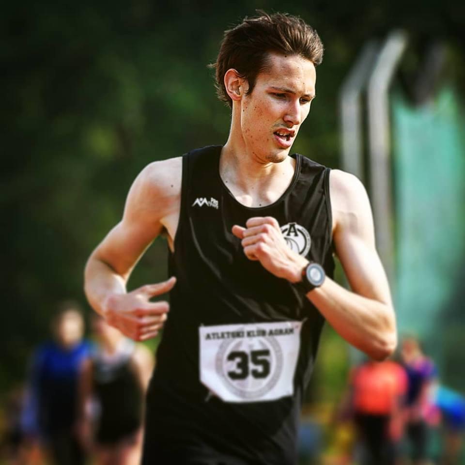 Petar Bratulić prvak Hrvatske u polumaratonu