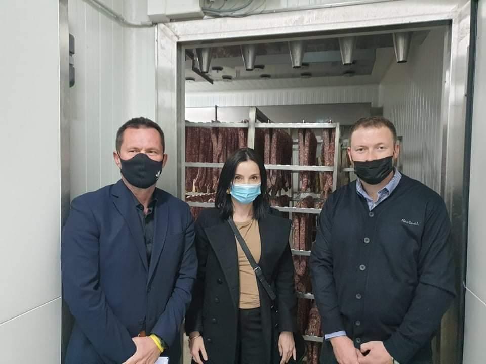 Ministrica poljoprivrede u posjetu Sv. Petru u Šumi i Istarskoj županiji