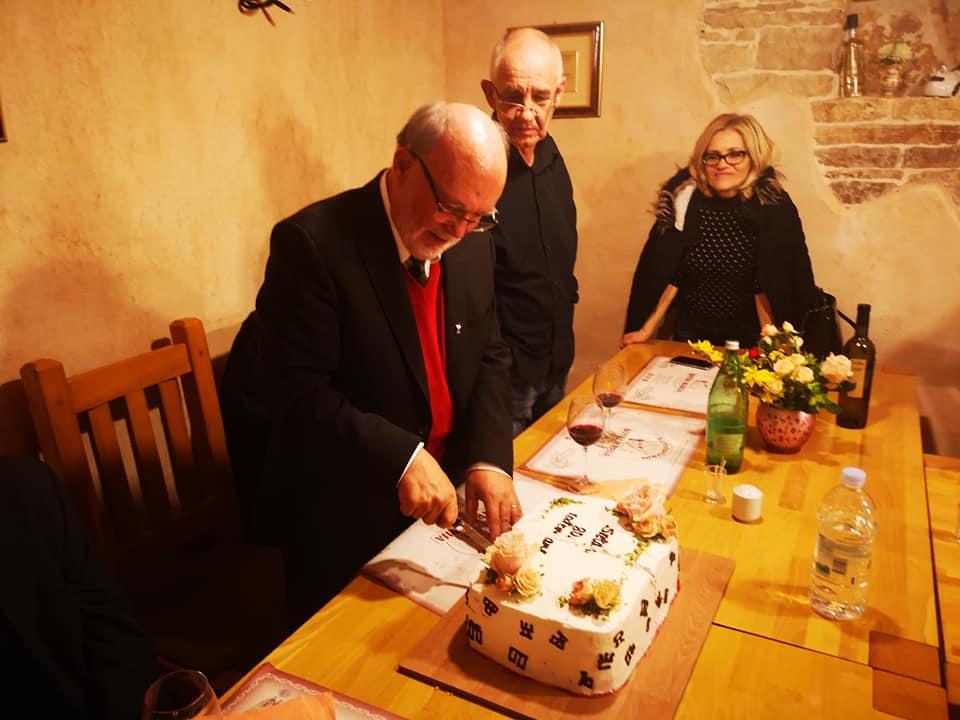 Akademik Josip Bratulić obilježio 80. rođendan